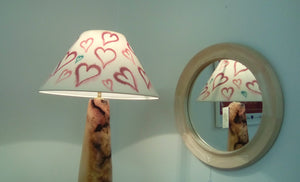 Love Hearts Lampshade