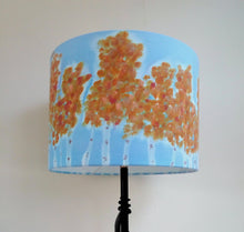 Load image into Gallery viewer, Poplar (Aspen) Cylinder Lampshade