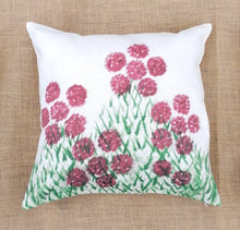 Load image into Gallery viewer, Rhododendron Linen Cushion