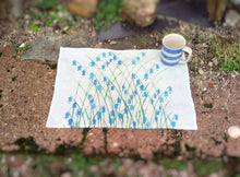 Load image into Gallery viewer, Bluebell Linen Placemat / Napkin