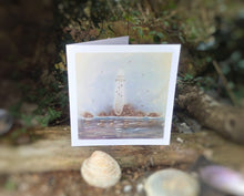 Load image into Gallery viewer, Fastnet Lighthouse Card