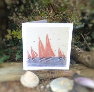 Red Sails Card