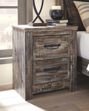 Load image into Gallery viewer, Lynnton Two Drawer Night Stand Dr103