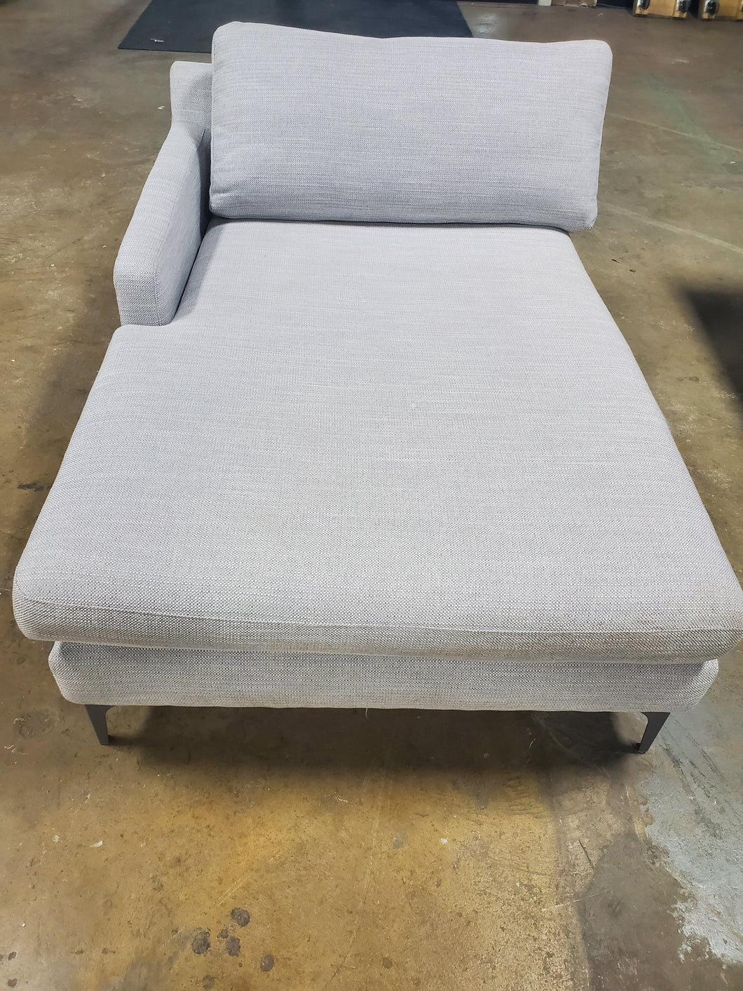 Right Arm Modular Sectional (Chaise Piece Only)