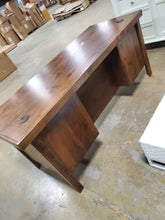 Load image into Gallery viewer, Pooler Solid Wood Executive Desk