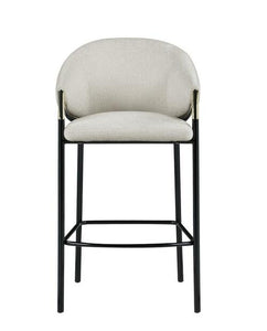 Beige - Bar Stool (Set of 2) K7648