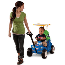 Load image into Gallery viewer, Little Tikes Deluxe 2-in-1 Cozy Roadster#LX2036
