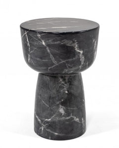 Modrest Mitch - Modern Faux Marble Small End Table 7369