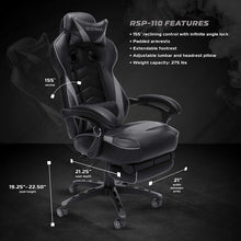 Load image into Gallery viewer, Respawn gaming chair Dr227