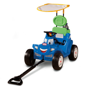 Little Tikes Deluxe 2-in-1 Cozy Roadster#LX2036