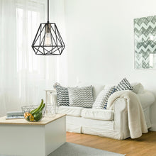 Load image into Gallery viewer, Abbeville 1 - Light Single Geometric Pendant TTR543