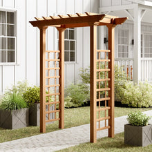 "Load image into Gallery viewer, Annotto 57"" x 24"" Vinyl Arbor (#K2588)"