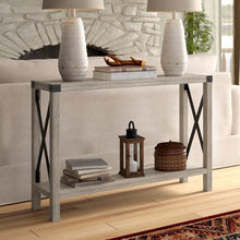 "Load image into Gallery viewer, Arsenault Urban 46"" Console Table #8060"