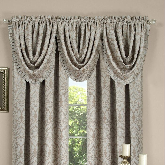 Beauvale Pleated Waterfall 48