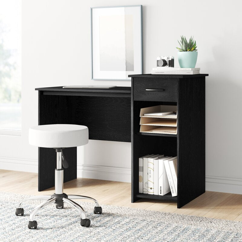 Brynn Desk, Black Oak (#K2480)