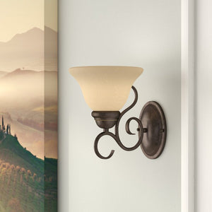 Claycomb 1 Light Armed Sconce (#771)