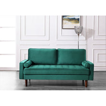 Load image into Gallery viewer, Clovis Sofa, Green