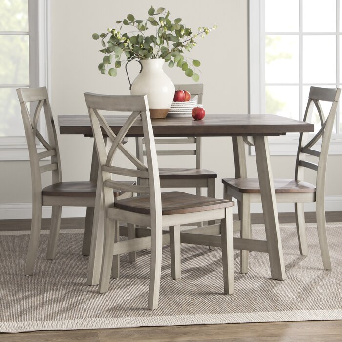 Duplessis 5 Piece Dining Set #HA710