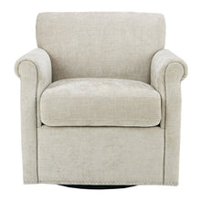 Load image into Gallery viewer, Evans Swivel Armchair #8034