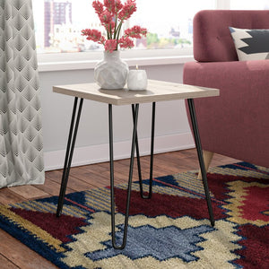 Folkston End Table, Sonoma Oak (#K2056)