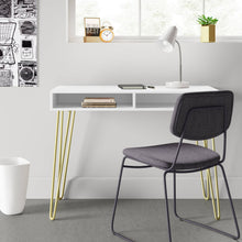 Load image into Gallery viewer, Hairpin writing desk Dr210