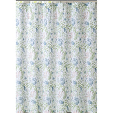 Load image into Gallery viewer, Haeryst 100% Cotton Floral Single Shower Curtain EE1139