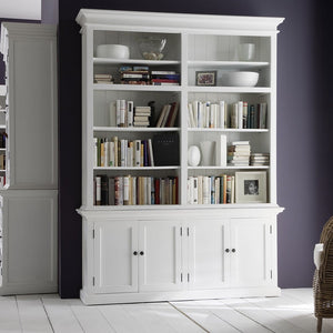 NovaSolo Halifax Double Bay Hutch Unit