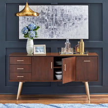 Load image into Gallery viewer, Walnut Hoai Sideboard 2336