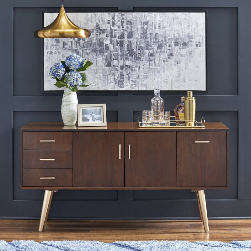 Walnut Hoai Sideboard 2336