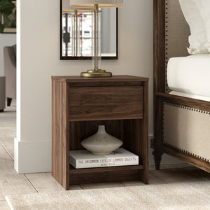 Cathi 1 Drawer Nightstand 7071