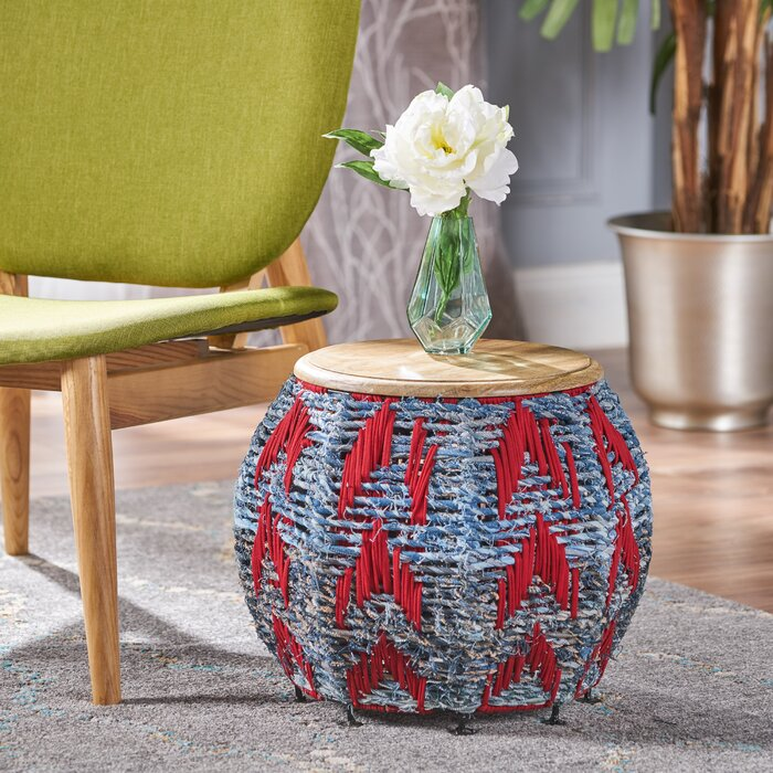 Kellerman Cotton End Table (#766)