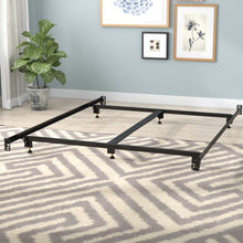 Load image into Gallery viewer, Kianna Heavy Duty Bed Frame - King (#K2602)