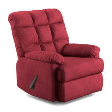 Load image into Gallery viewer, Krouse Manual Wall Hugger Recliner, Crimson Red (#K2144)