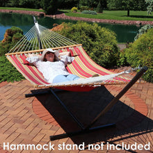Load image into Gallery viewer, Sunny daze Hammock and pillow Dr146