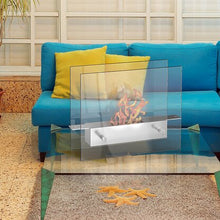 Load image into Gallery viewer, Lyon Portable Bio Ethanol Tabletop Fireplace #LX429