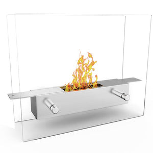 Lyon Portable Bio Ethanol Tabletop Fireplace #LX429