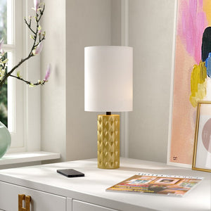 "Makenna 17"" Table Lamp 7073"