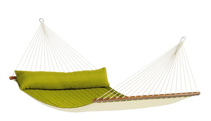 Quilted Kingsize Spreader Bar Hammock #CR2089