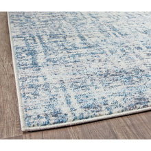 Load image into Gallery viewer, Pearce Blue Area Rug KRUG036