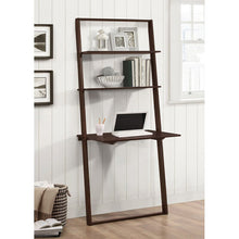 Load image into Gallery viewer, Brown Pemberton Ladder Desk 7087