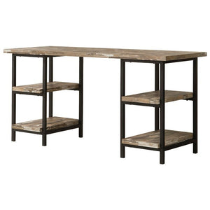 Pendergast Rustic Executive Desk 7106