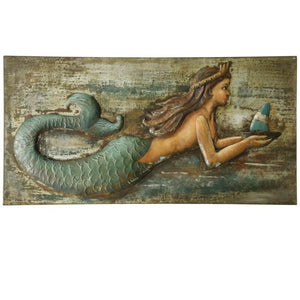The Mermaid Wall Decor  #SA647