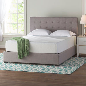"Zinus 10"" Gel-Infused Green Tea Memory Foam Mattress - Full  #SA675"