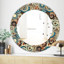 Load image into Gallery viewer, Paisley Wall Mirror  #SA817