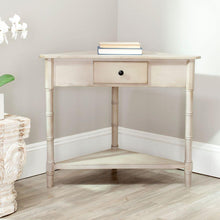 Load image into Gallery viewer, Gomez Vintage Gray Storage Console Table  #SA928