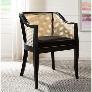 Rine Cane Dining Chair -  Set of 2 !