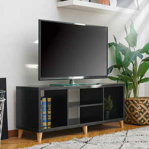 "Sawyers TV Stand for TVs up to 40"", Black (#K2314)"
