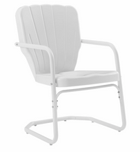 Load image into Gallery viewer, Rigeland Metal arm chairs (2) Dr128