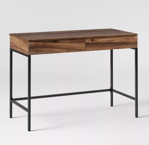 Loring Writing Desk, Walnut (#357)