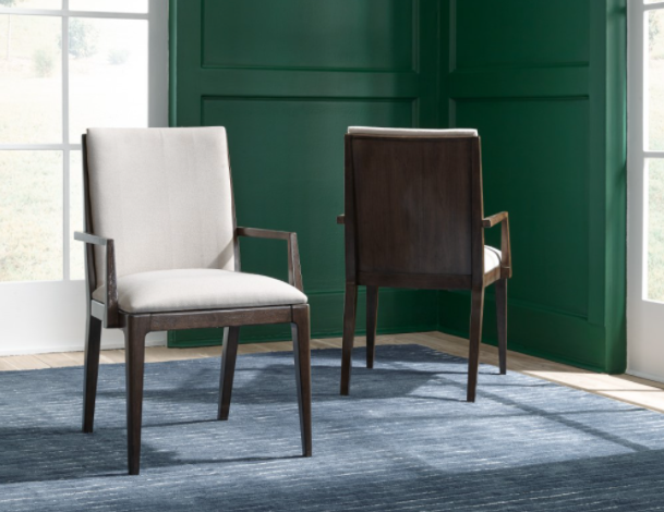 Set of 2 - Paldoa Upholstered Armchairs EJ526